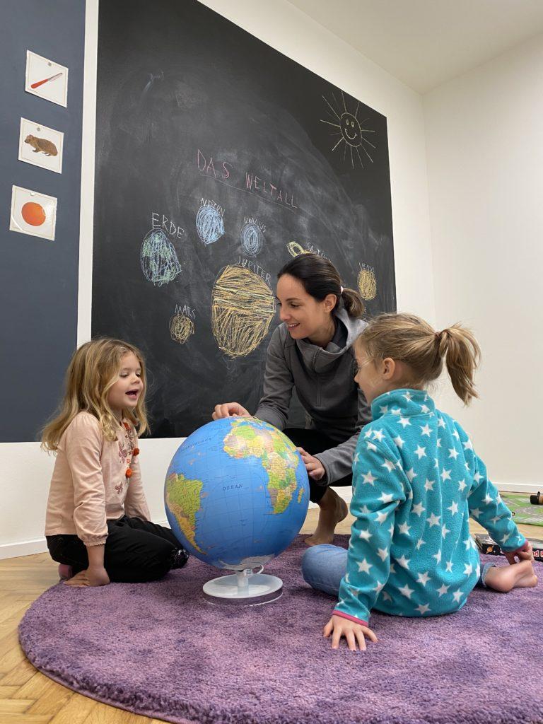 Kinder Lehrer